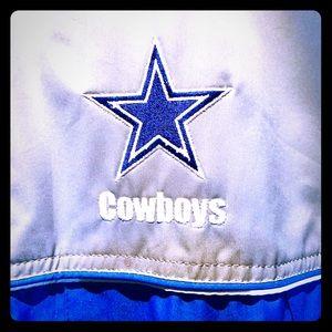 Other - Men's Dallas Cowboys Jacket - Size Large